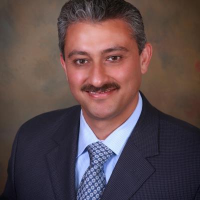 Dr Raed Al-Naser, M.D., F.C.C.P.