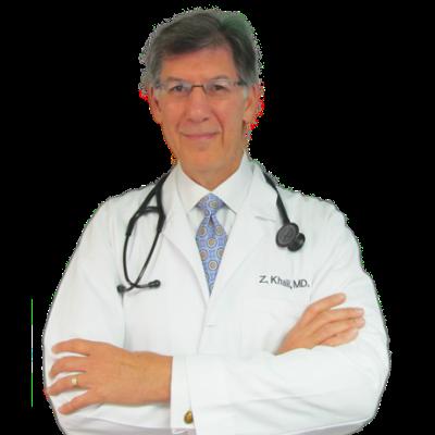 Dr Zaid Khalil, MD