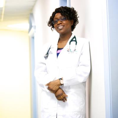 Dr Ibidunni Ukegbu, MD