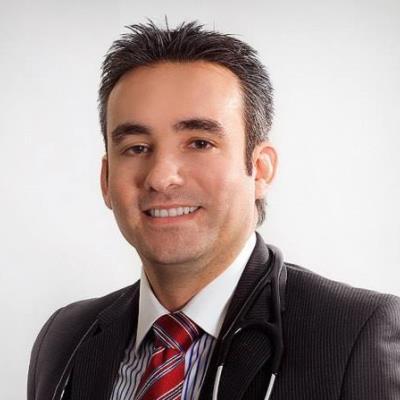 Dr Camilo Ruiz, D.O., FACOI, FAASM