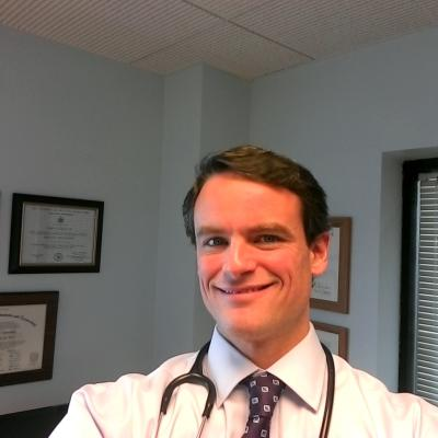 Dr Jerry Caporaso, MD