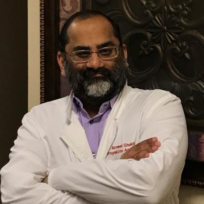 Mr Ameet Shukla, PA-C