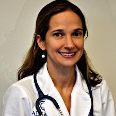 Dr Catherine Featherston, MD