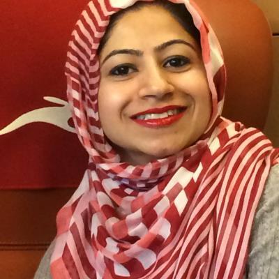 Dr Sarah Hasham, MD