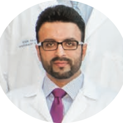 Dr Siddharth Arora, DO, MS