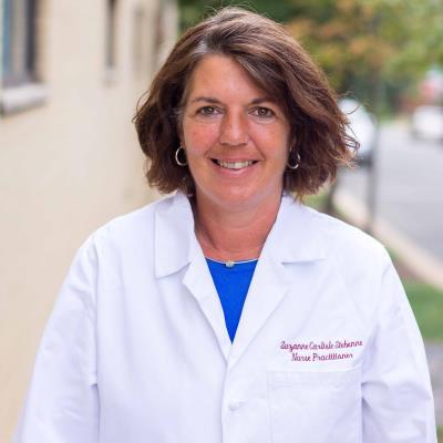 Mrs Suzanne Carlisle Stebenne, APRN FNP-BC