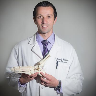 Dr Gennady Kolodenker, DPM