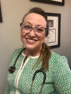 Dr Molly Gray, DO