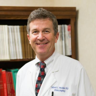 Dr Robert C. Dinsdale, M.D.