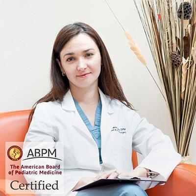 Dr Oksana Buttita, DPM