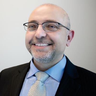Dr Georgios Ziakas, MD, FACS