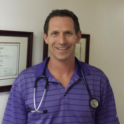 Dr Bryan D. Walls, DO