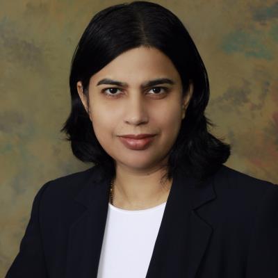 Mrs Smriti D. Choudhary, MD