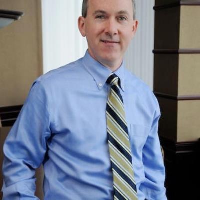 Dr Peter McAllister, M.D.
