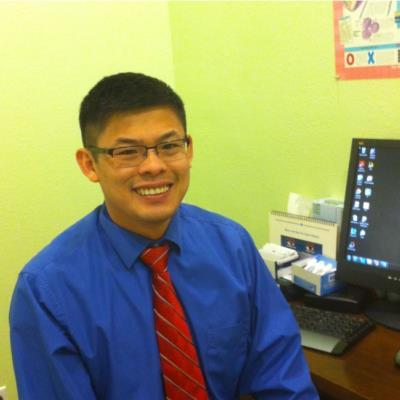 Dr Bruce Nguyen, O.D.