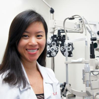 Bich Nhat (B.N.) Le, Doctor of Optometry
