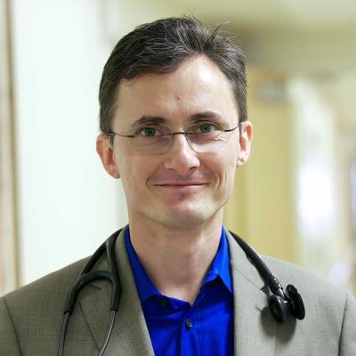 Dr Traian M. Anghel, MD