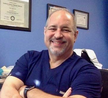 Dr Edgar Abbes, DPM