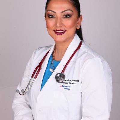 Dr Violetta Mailyan