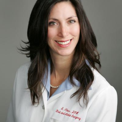 Dr Suzanne Clous, DPM
