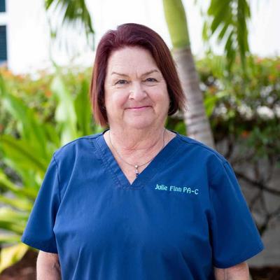 Ms Julie Finn