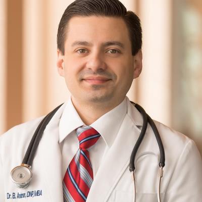 Dr Braden C. Andersen, DNP, MBA, ARNP, FNP, AGACNP