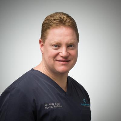 Dr Marc Allen