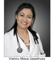 Mrs Vishnu M. Upadhyay, FNP-C, WHCNP-C